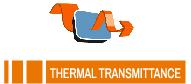 Thermal transmittance